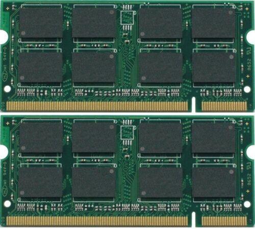 2GB 2X1GB RAM MEMORY FOR Dell Latitude D830