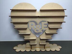 Y5-80x-Mr-amp-Mrs-Ferrero-Rocher-Choc-Heart-Centrepiece-Wedding-Display-Tree-Stand
