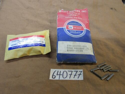 Jeep Willys Transmission needle bearings T90 T14 T86 set of 100 pcs