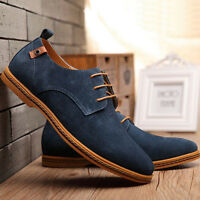 Hot NEW European Style Genuine Leather Shoes Men's Oxfords Casual Dress Shoes