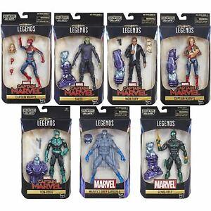 Hasbro-Marvel-Legends-Captain-Marvel-Series-With-Kree-Sentry-BAF-6-Inch-Figure