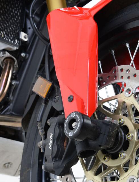 protecciones perno horquilla delantero Honda CRF1000L Africa Twin 19 FP0181BK