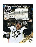 National Hockey League Official Guide & Record Book 2017 (natio... Free Shipping