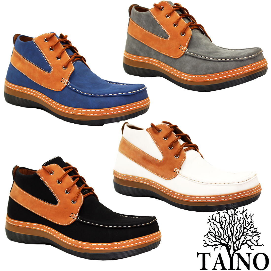 NEW TAYNO Fashion SHOES LOAFERS Casual DRESS Fashion TAYNO Driving Moccasins Shoes RUBEM 8be0c9