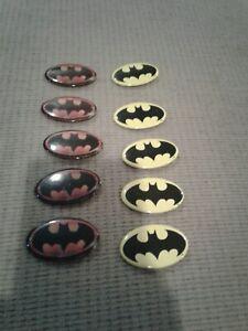 Vintage DC Comics 1964 Batman Bat Signal Lot Of 10