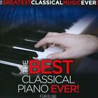 The Best Classical Piano Ever! (CD, Sep-2012, EMI Classics)