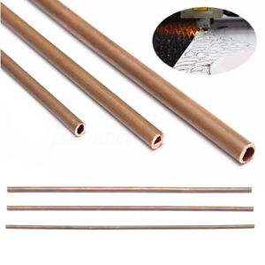 Kupferrohr-Stangen-Stab-Cu-Copper-Tubes-3-4-5-mm