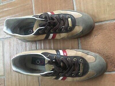 Modesto Sneakers Scarpe Serafini Beige Tg. 43 **solo Originali**
