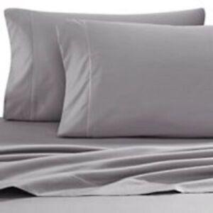 Set Of 2 Wamsutta King Size Pillowcases 500 Thread Count 100/% Pima Cotton