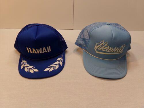 Vintage Hawaii Trucker / Captain / Snapback Hat /