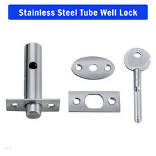 Security Door Bolt Key For Star Rack Bolts And Chubb