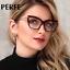 Women-Retro-Cats-Eye-Style-Optical-Glasses-Clear-Lens-Myopia-Glasses-Frame-New thumbnail 1