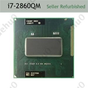 2PCS-Used-Core-i7-2860QM-i7-2860QM-2-5-GHz-Quad-Core-CPU-Processor-Socket-G2-RD1