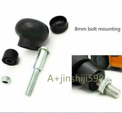 Steering wheel Spinner Knob Turning Plastic Aid Ball Tractor Forklift Screw 8mm