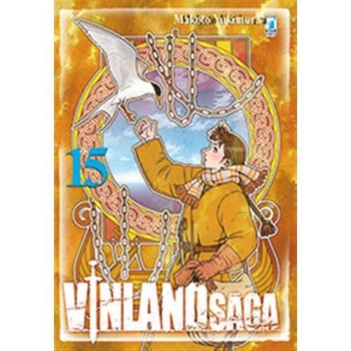 VINLAND SAGA 15 MANGA STAR COMICS NUOVO