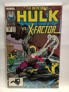 Incredible-Hulk-Vol-1-336-VF-1st-Print-Marvel-Comics
