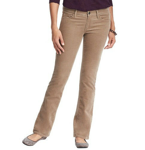 Ann Taylor LOFT Marisa Sexy Boot Corduroy Pants Various colors and Sizes NWT