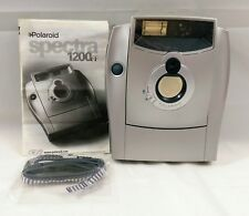 polaroid spectra 1200si large format point shoot film camera ebay rh ebay com