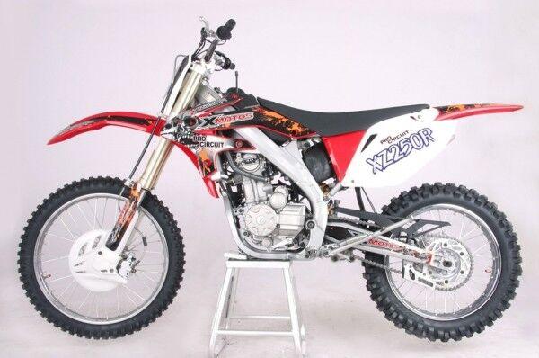 XZ250R XZ250R XZ250R 250cc Cross Bike X-Moto 18  21  WK 5d4699