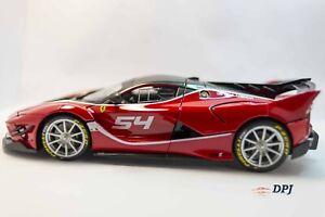 Burago-1-18-Ferrari-FXX-K-EVO-N-54-FINALI-MONDIALI-2017-Signature-Series