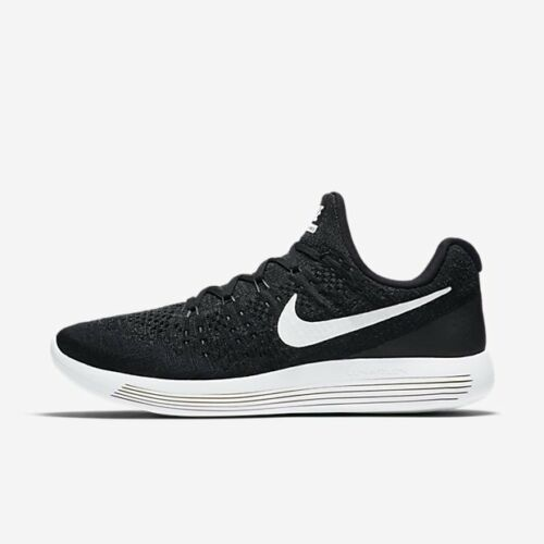 NIKE LUNAREPIC LOW FLYKNIT 2 MEN'S RUNNING SHOE BlackAnthracite 863779001 G