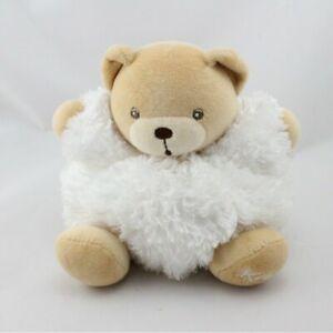 Doudou-ours-blanc-Fur-fourrure-KALOO-Ours-Classique