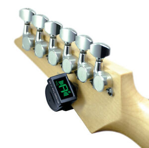 Neu-Mini-original-digital-Stimmgeraet-Tuner-Gitarre-Bass-JT-306