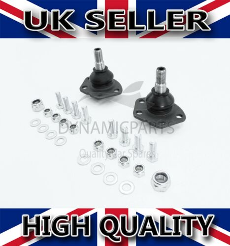 PEUGEOT BOXER CITROEN RELAY FRONT LOWER BALL JOINTS PAIR 364054