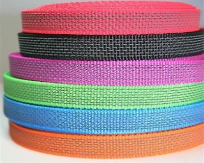 Meterware Gummiertes Gurtband, Antirutsch Webband, Wunsch Farben ; 20mm Breit
