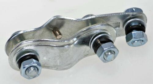 Producteur 40.036 Vélo Dynamo Support Universel-Argent