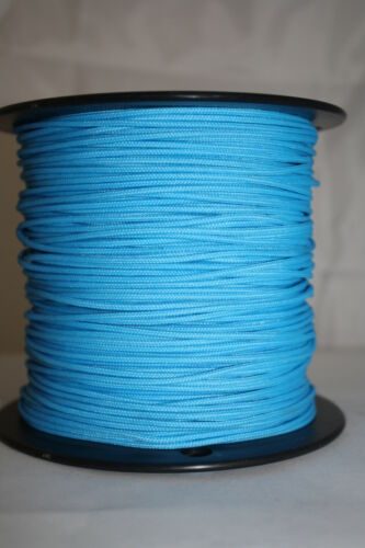 3/' BCY Electric Blue D Loop Material Bow String Bowstring Archery