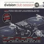 D: Vision Club Session, Vol. 16 by Various Artists (CD, May-2010, D:Vision)