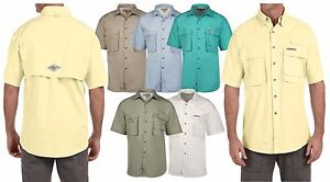 Hook-amp-Tackle-Mens-Short-Sleeve-Fishing-Shirt-Sport-Shirts-for-Fisherman