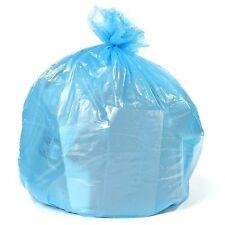 Toughbag Blue Recycling Bags, 40 Gallon, 23x10x46, 1.2 Mil (100)