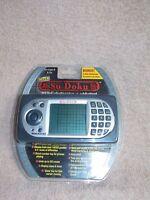 Sakar International Super Su Doku Handheld Game Nip