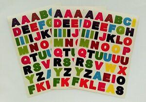 Buchstaben-bunt-1-20-Folien-Aufkleber-Sticker-Kinder-Schule-Schulanfang-Kita