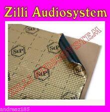 AZ AUDIOCOMP STP Anticor S smorzante antivibrazionale autoadesivo 2 Pezzi Nuovo