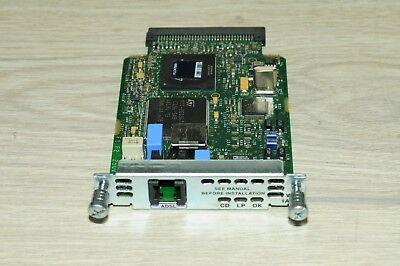 Cisco HWIC-1ADSL ADSL 2 Card Plug-in Module 1YrWty TaxInv