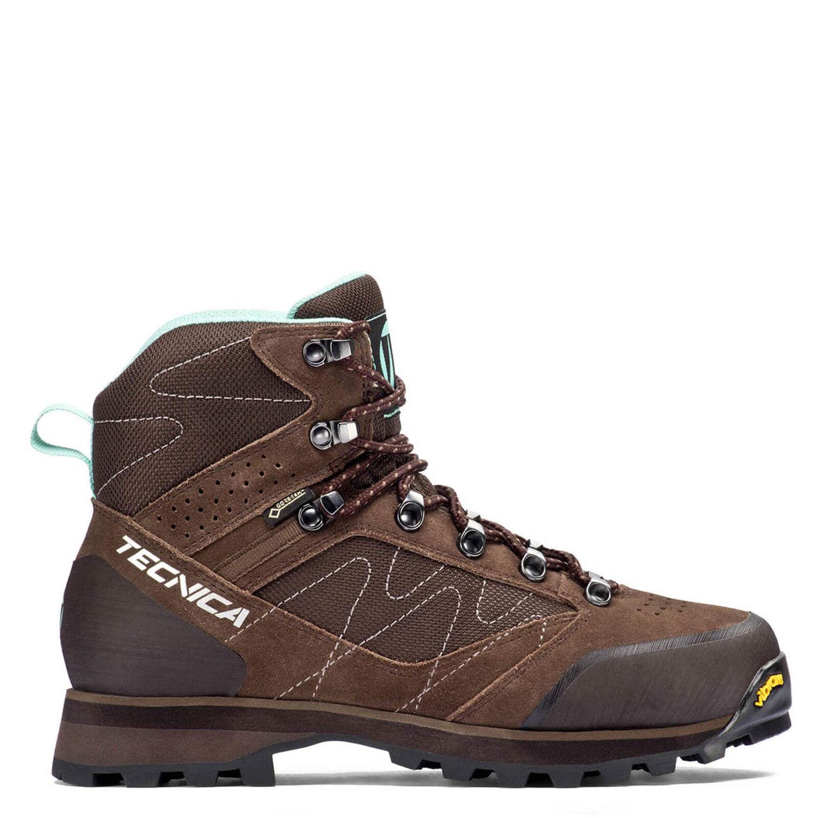 Tecnica kilimanjaro II GTX trekking shoe Gr. 38 eu us  7 brown  2018 latest