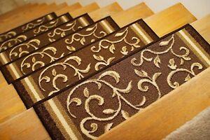 SET-OF-7-Gloria-Rug-Carpet-Stair-Treads-Non-Slip-Skid-Resistant-Washable-Mat