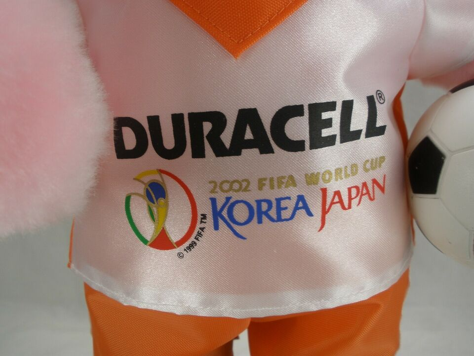 Andet legetøj, Stor VM 2002 Duracell Kanin