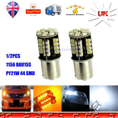 Fits Opel Insignia 2.0 E85 Turbo White 12-SMD LED COB Number Plate Light Bulbs