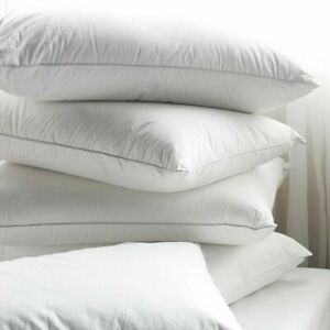 Duck Feather /& Down Pillows Pillow Extra Filled Hotel Quality PACK of 1 2 /& 4