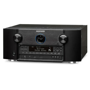 Marantz-SR-7011-AV-Receiver-Schwarz-NEUWARE-HDCP2-2-HEOS-Streaming-inside