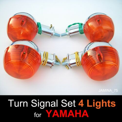 Yamaha AS1 AS2 YL100 DT250 DX250 RX350 MR50 FX50 turn signal Winker Indicateur