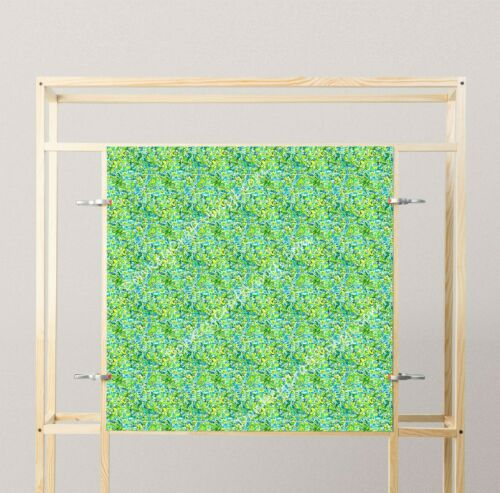 L099 Lilly P Inspired Summer Green Pattern Printed Vinyl Craft Vinyl HTV