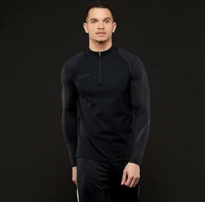 Men's Clothing Activewear Ambitious Nike Dry Squad Drill Men's Top 859197 013