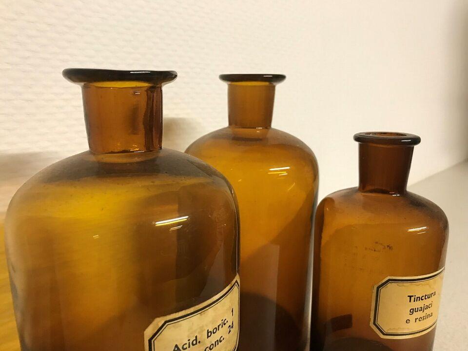 Flasker, Apotekerflasker