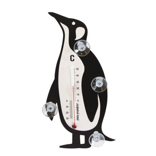 Thermometer PINGUIN Pluto Produkter Sweden Fensterthermometer innen /& außen Deko