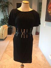 Dolce And Gabbana Black Dress Originally $2900 Size 0/2